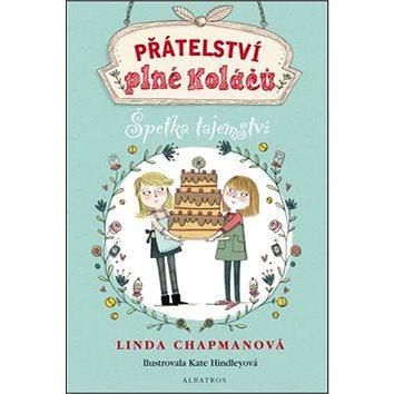 Přátelství plné koláčů Špetka tajemství (978-80-00-04325-8)