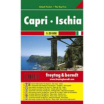 Automapa Capri - Ischie 1:30 000: kapesní (9783707910681)