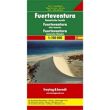 Automapa Fuerteventura 1:100 000 (9783850843102)
