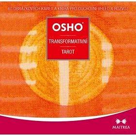 Transformativní tarot: 60 obrázkových karet a kniha pro duchovní vhled a rozvoj (978-80-7500-090-3)