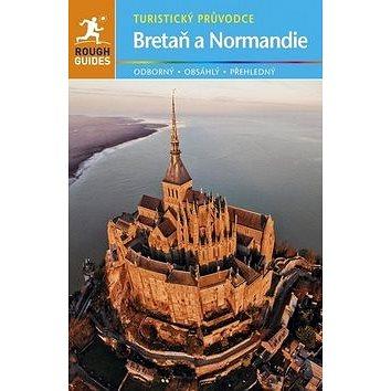 Bretaň a Normandie: Turistický průvodce (978-80-7462-967-9)