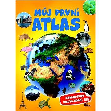 Můj první atlas (978-80-7451-533-0)