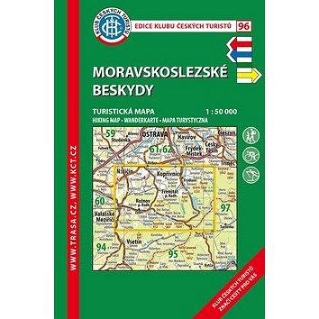 KČT 96 Moravskoslezské Beskydy 7. vydání (978-80-7324-456-9)
