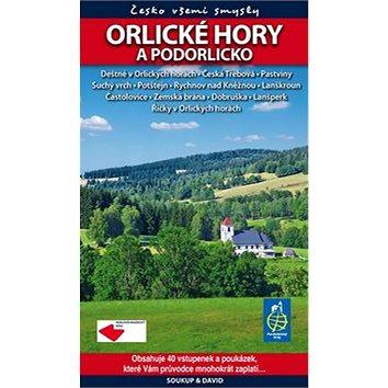 Orlické hory a Podorlicko + vstupenky: Česko všemi smysly (978-80-86899-71-8)