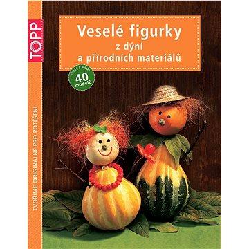 TOPP Veselé figurky z dýní a přírodních materiálů (978-80-88036-63-0)