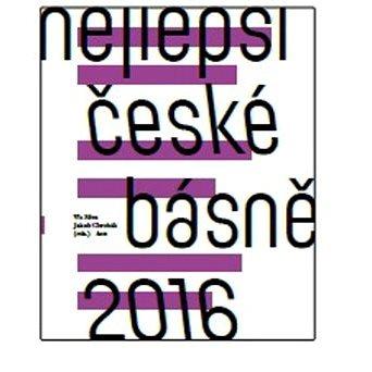 Nejlepší české básně 2016 (978-80-7491-795-0)