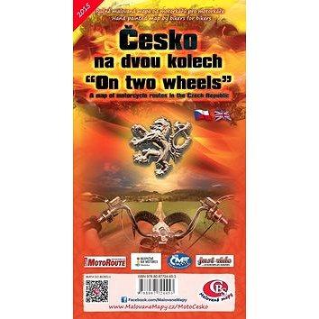 Česko na dvou kolech: On two wheels (978-80-87724-45-3)