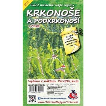 Krkonoše a Podkrkonoší (978-80-87724-13-2)