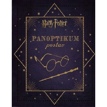 Harry Potter Panoptikum postav (978-80-7529-296-4)