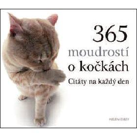 365 moudrostí o kočkách: Citáty na každý den (978-80-7529-171-4)