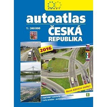 Autoatlas Česká republika 1:240 000 (978-80-7233-427-8)