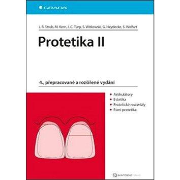Protetika II: 4., přepracované a rozšířené vydání (978-80-247-5261-7)