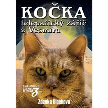 Kočka telepatický zářič z Vesmíru (978-80-87413-55-5)
