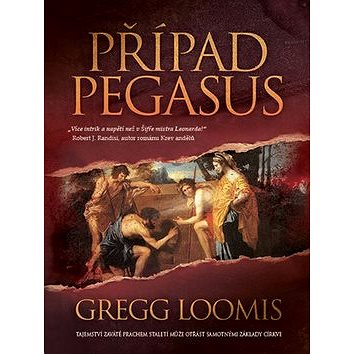 Případ Pegasus: Případy Langa Reillyho 1 (978-80-88096-31-3)