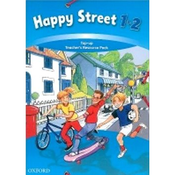 Happy Street 3rd Edition 1&2 Top-up Teacher´s Resource Pack (9780194751506)