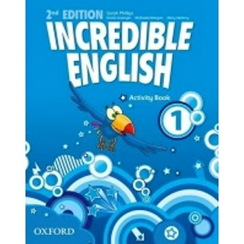 Incredible English 2nd Edition 1 Activity Book (9780194442404)