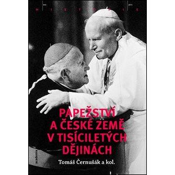 Papežství a české země v tisíciletých dějinách (978-80-200-2638-5)