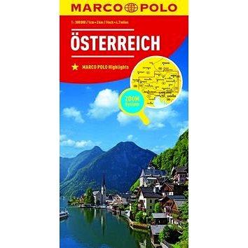 Rakousko Österreich 1:300 000 (9783829738378)