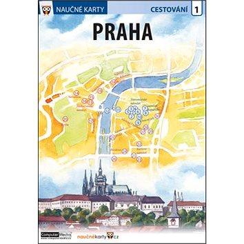 Naučné karty Praha: Cestování 1 (978-80-7402-257-9)