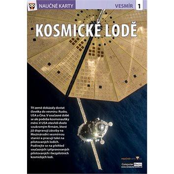 Naučné karty Kosmické lodě: Vesmír 1 (978-80-7402-259-3)