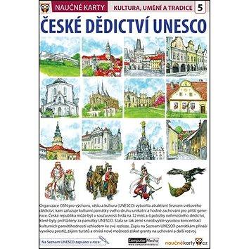 Naučné karty České dědictví UNESCO: Kultura, umění a tradice (978-80-7402-269-2)