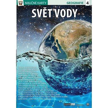 Naučné karty Svět vody (978-80-7402-265-4)