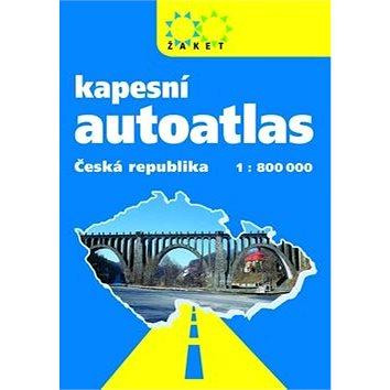 Autoatlas ČR kapesní 1 : 800 000 (978-80-7233-420-9)