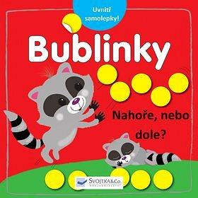 Bublinky Nahoře nebo dole? (978-80-256-1919-3)
