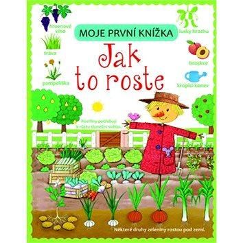 Moje první knížka Jak to roste (978-80-256-1841-7)