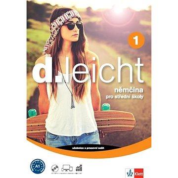 d.leicht 1 Němčina pro střední školy: učebnice a pracovní sešit (978-80-7397-216-5)