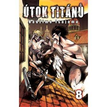 Útok titánů 8 (978-80-7449-389-8)