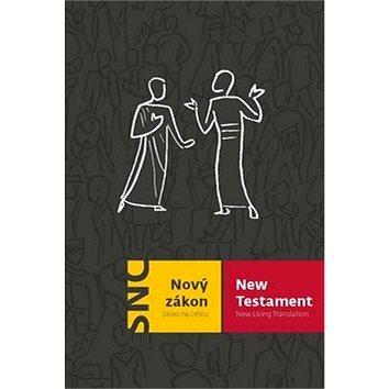 Nový zákon New Testament: Slovo na cestu New Living translation (978-80-7545-027-2)