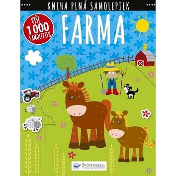 Farma: Kniha plná samolepiek (978-80-8107-956-6)