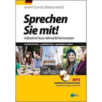 Sprechen Sie mit!: intenzivní kurz německé konverzace + CD (978-80-266-1011-3)