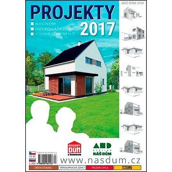Náš dům XXXI Projekty 2017 (978-80-905824-4-6)