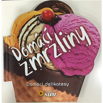 Domácí zmrzliny Domácí delikatesy (978-80-7371-824-4)