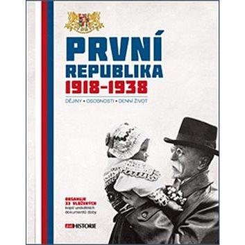 První republika 1918–1938 (978-80-7525-014-8)
