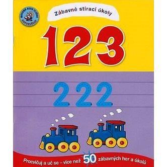 Zábavné stírací úkoly 123: Procvičuj a uč se (978-80-7371-535-9)