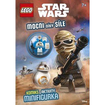 LEGO Star Wars Mocní díky síle: Komiks, aktivity, minifigurka (978-80-251-4814-3)