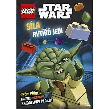 LEGO Star Wars Síla rytířů Jedi: Akční příběh, Komiks, Aktivity, Samolepky, Plakát (978-80-251-4815-0)
