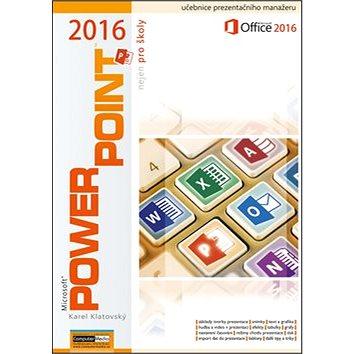 Powerpoint 2016 nejen pro školy (978-80-7402-251-7)