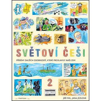 Světoví Češi 2 (978-80-204-4213-0)
