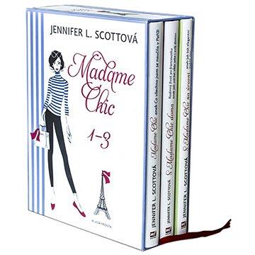 Madame Chic 1-3 BOX: Madame Chic, S Madame Chic, S Madame Chic na úrovni (978-80-204-4229-1)