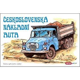 Československá nákladní auta (978-80-7547-048-5)