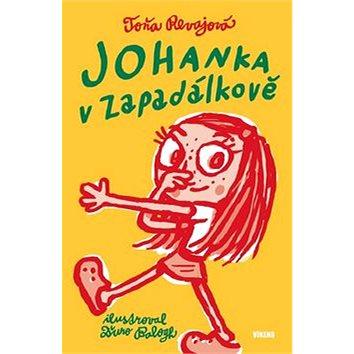 Johanka v Zapadálkově (978-80-7433-159-6)