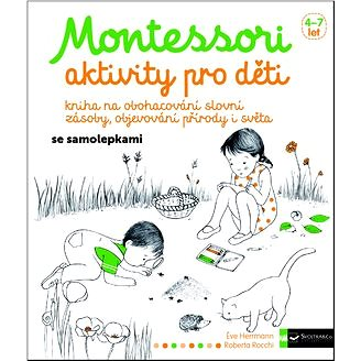 Montessori Aktivity pro děti (978-80-256-1915-5)