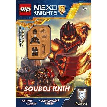 LEGO NEXO KNIGHTS Souboj knih: Aktivity, komiks, dobrodružný příběh (978-80-251-4701-6)