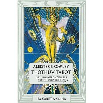Thothův Tarot: Kniha a 78 karet (70x110mm), Zrcadlo duše (978-80-7370-453-7)