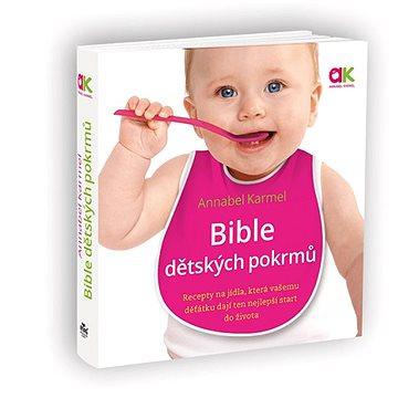 Bible dětských pokrmů (978-80-7554-044-7)