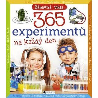 365 experimentů na každý den: Zábavná věda (978-80-253-2872-9)